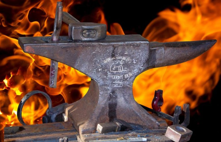 Upskill Yourself Learning Blacksmithing