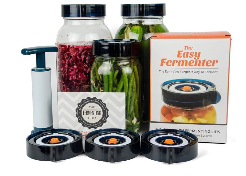 Easy Fermenter Lids