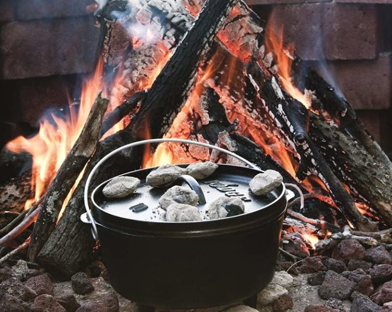 Lodge Deep Dutch Oven Review