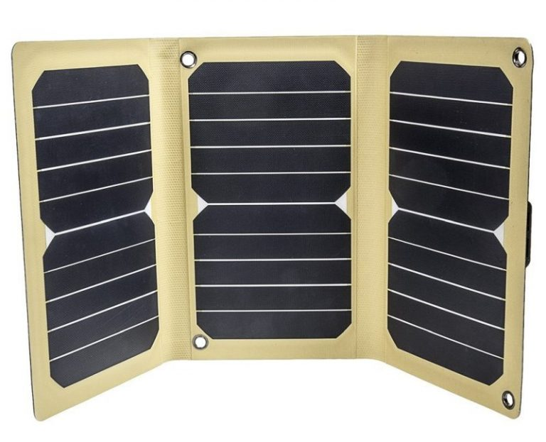 SolarFlare Portable Solar Panel
