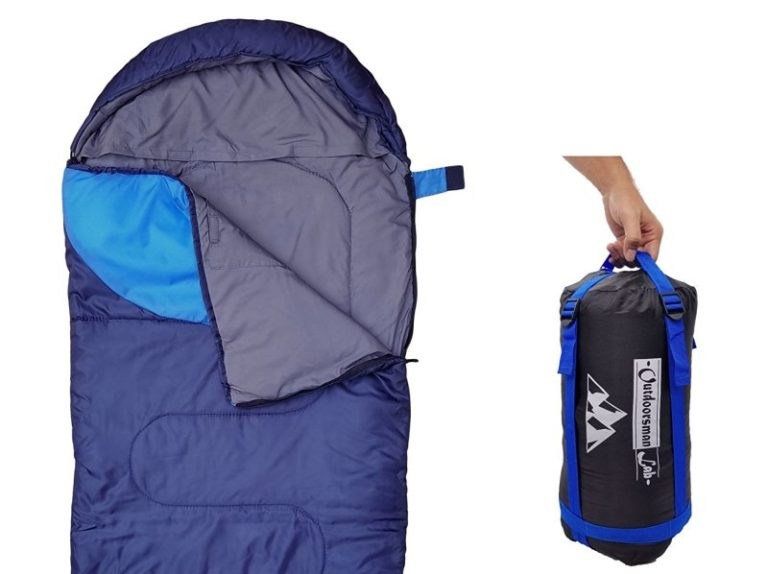 Outdoorsman Lab Sleeping Bag Review