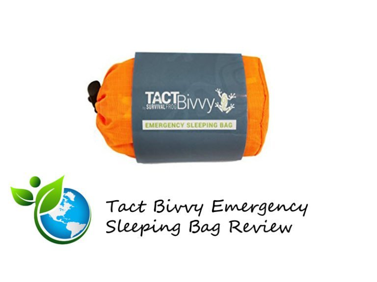 TACT Bivvy Emergency Survival Sleeping Bag Review