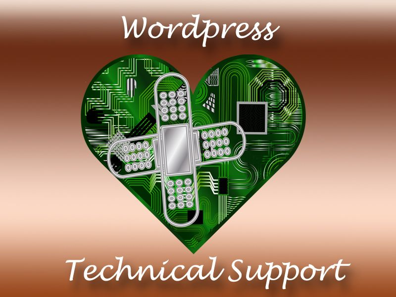 Wordpress Technical Support