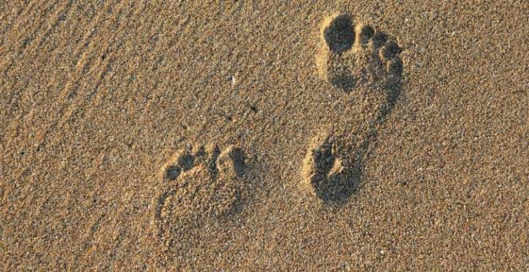 4 Reasons For Walking Barefoot