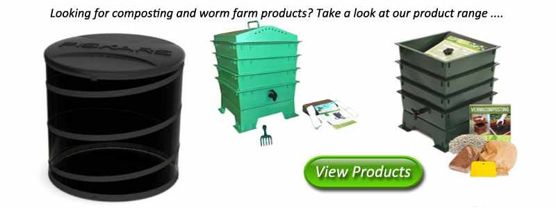 Composting and Worm Farm Equipment